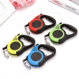 3M/5M Retractable Dog Leash Automatic Flexible Dog Puppy Cat Traction Rope Belt Dog Leash for Small Medium Dogs Pet Products - Dealfactor Canada