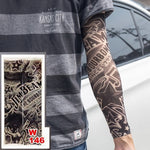 Elastic Nylon Glove One Sleeve Tattoo Sleeve Slip On