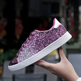 LudBA Originals® Women's Bling Sneakers 4 Optional Colors - Dealfactor Canada