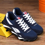 England Men's Running Shoes Breathable Lightweight Comfortable Sneakers - Dealfactor Canada