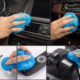 car wash cleaning detailing nettoyage voiture limpieza coche car clean auto Super Clean Glue Mud Gel Products Panel Dashboard - Dealfactor Canada