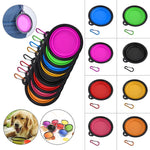 Dog Silicone Foldable Travel Bowl for Food or Water - Dealfactor Canada