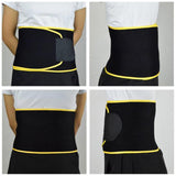 Belly Adjustable Exercise Waistband Pressure Fitness Belt Abdomen Support - Dealfactor Canada
