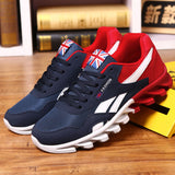 LudBA Originals® Men's Running Shoes Breathable Lightweight Comfortable Athletic Sneakers - Dealfactor Canada