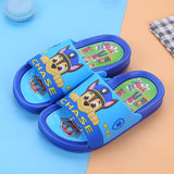 Kids Slippers Cartoon Animals Home Flip Flop Non-Slip - Dealfactor Canada