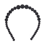 Big Pearls Elegant Headband - Dealfactor Canada
