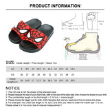 Kids Comfortable Cartoon Spiderman Slippers - Dealfactor Canada