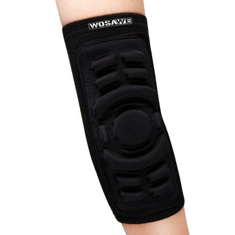 Elbow Support Protector Outdoor Skiing Dancing Motocross Motorcycle Bicycle Cycling  (1 piece) - Dealfactor Canada