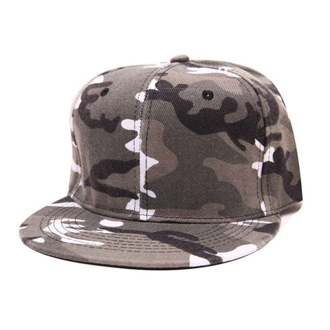 High Quality Camouflage Cap Outdoor Snapback Caps 100% Cotton For Men And Women