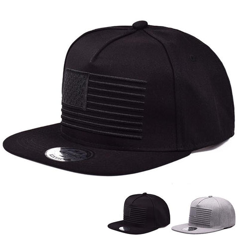High Quality 3D Flag Embroidery Baseball Cap Mens Hip Hop Snapbacks Ourdoor Cool Street Dance Hat Adjustable Cotton Hats
