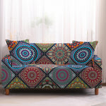 Bohemia Pattern Slipcovers For Sofa Couches Sectional Couch