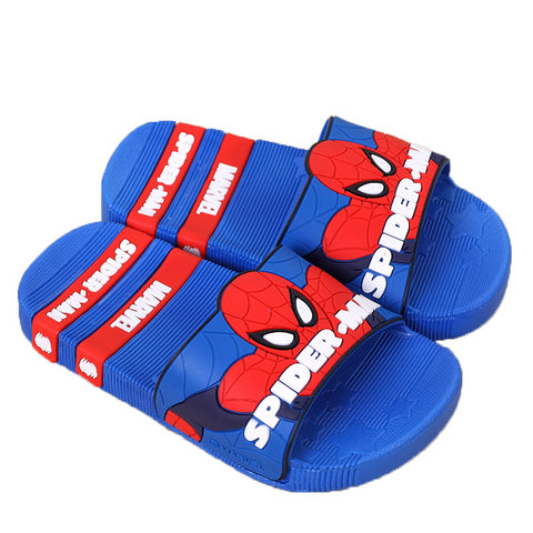 Kids Rubber Cartoon Captain America spiderman Slippers - Dealfactor Canada