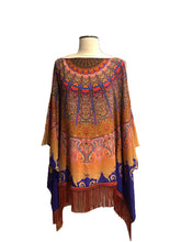 Load image into Gallery viewer, Etro Poncho