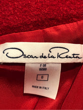 Load image into Gallery viewer, Oscar de la Renta Jacket