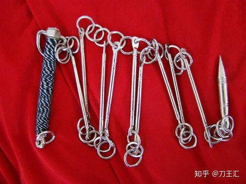 nine section whip-cakra edc gadgets