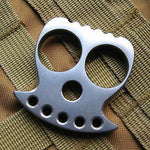 9cr13mov Stainless Steel Skull Self Defense Keychain - Cakra EDC Gadgets
