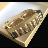 Double Finger Knuckle Duster - Cakra EDC Gadgets
