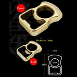 Knuckle Duster Ring - Cakra EDC Gadgets