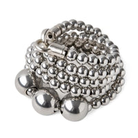 Acala Full Stainless Steel Self Defense Beads Bracelet - Cakra EDC Gadgets