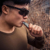 Tactical Everyday Carry EDC Emergency Whistle - Cakra EDC Gadgets