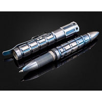 Samurai Armor Tactical Pen Flashlight - Cakra EDC Gadgets