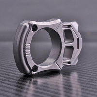 Titanium Alloy Brass Knuckles Self Defense - Cakra EDC Gadgets
