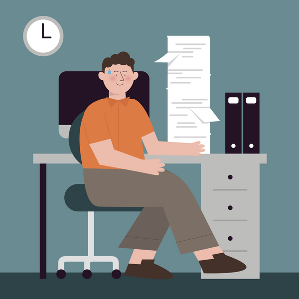 Article How to De-Stress at Work Image