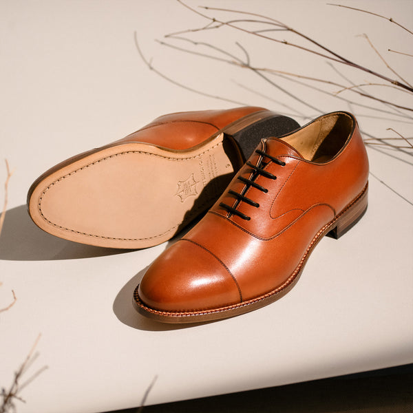 Article What's So Special About Leather Soles? Image