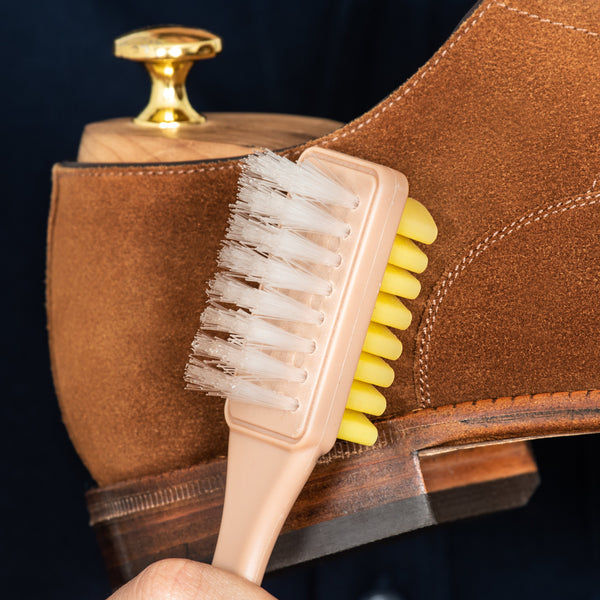 Article How to Care for Suede Shoes Image