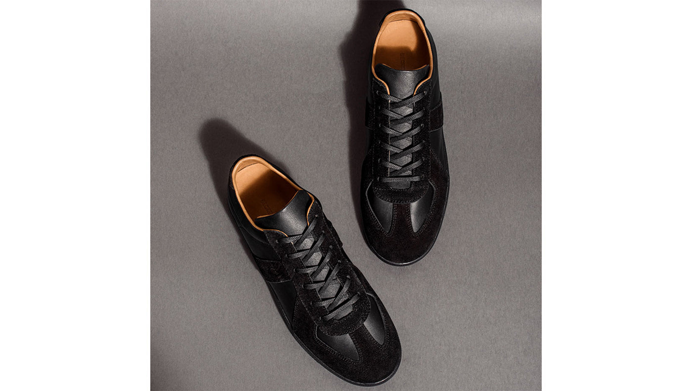The Art of Shoemaking - Leather Sneakers