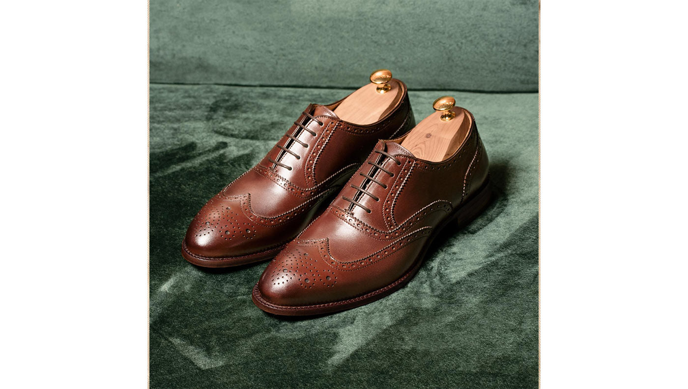 Yates Oxfords