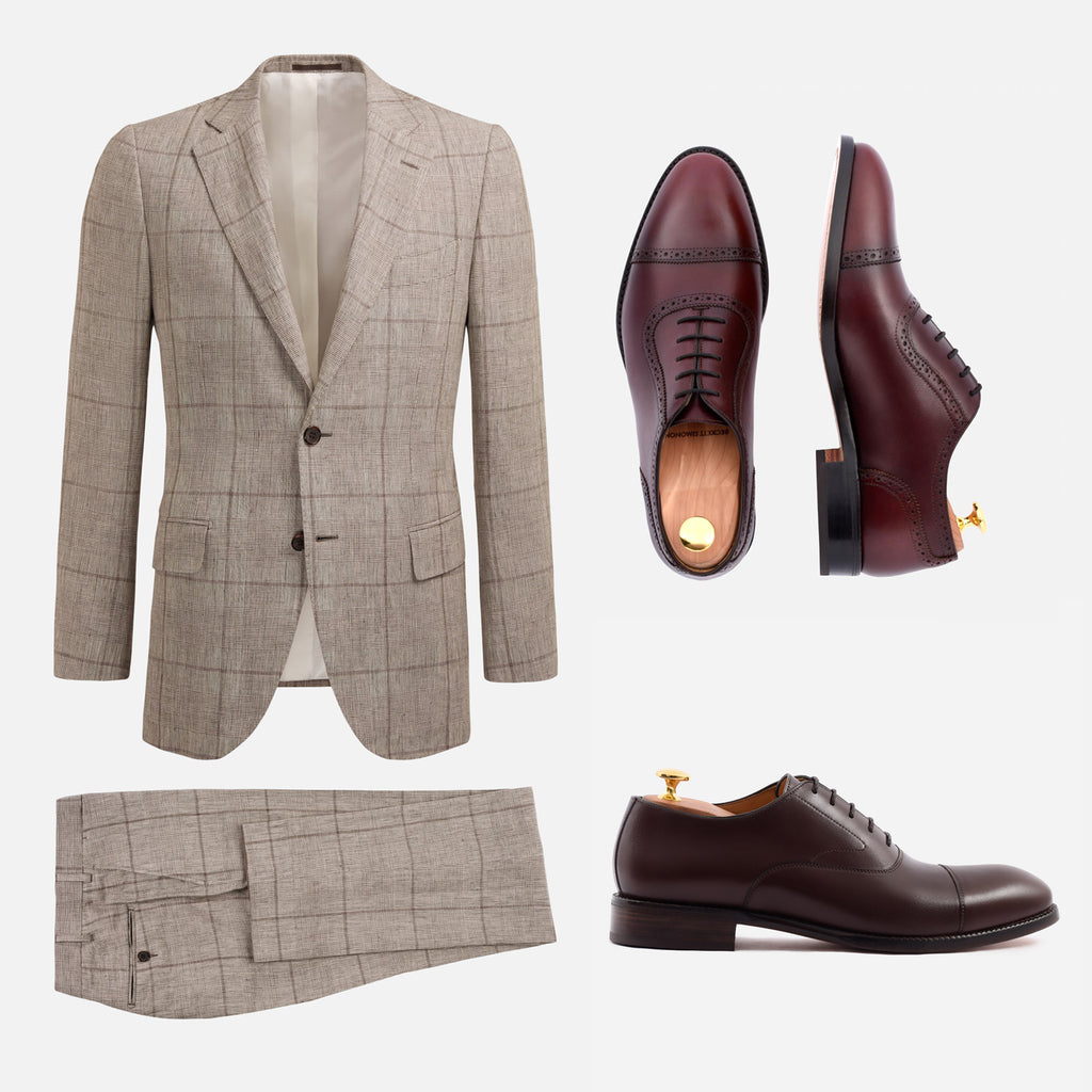 Brown Shoes Outfit How To Find Alternatives To Your Old Black Shoes