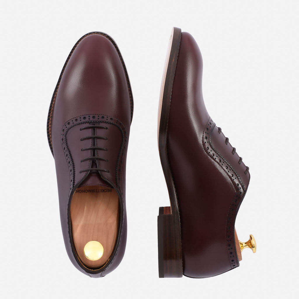 types of shoes oxfords plain toe