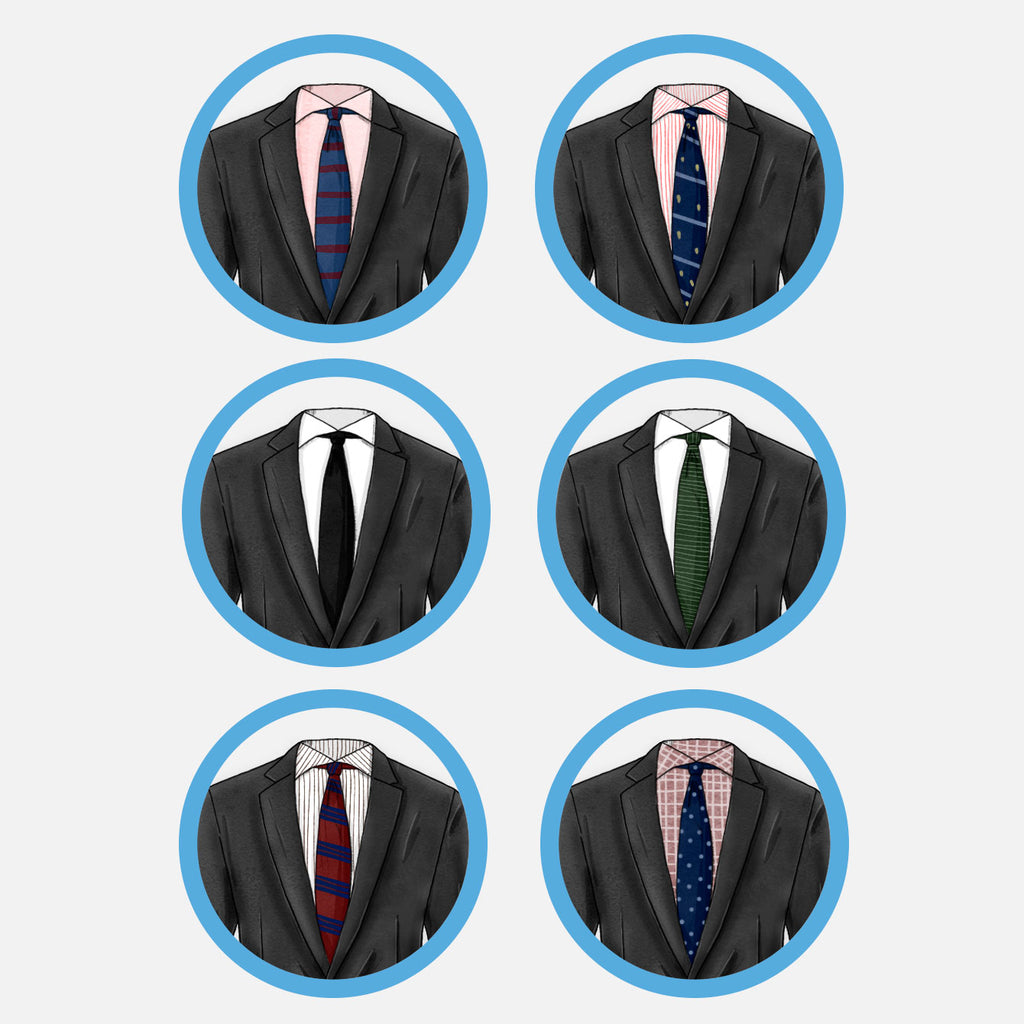 how to match suits shirts and ties charcoal suit