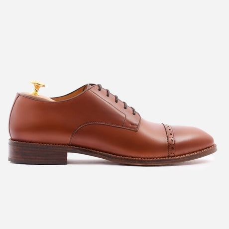 seconds-norman-cap-toe-derby-calfskin-leather-tan