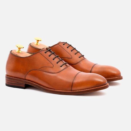 seconds-dean-oxford-calfskin-leather-tan