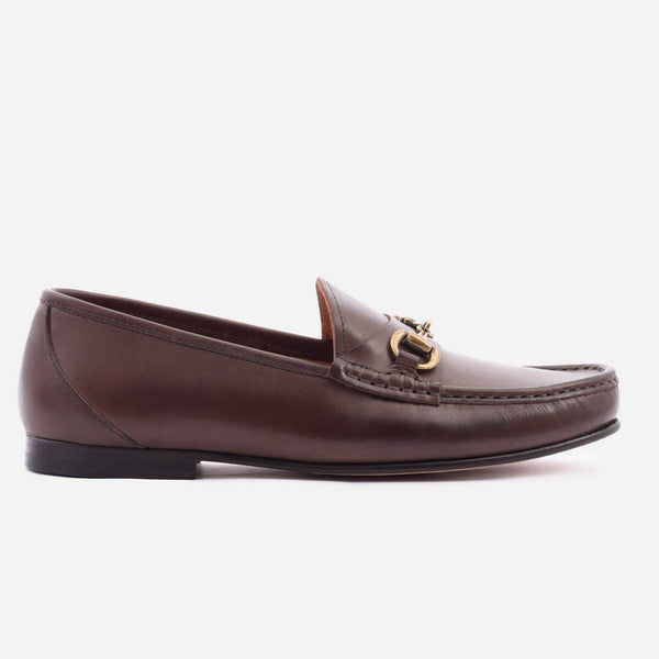 *SECONDS* Beaumont Loafer - Calfskin Leather - Brown