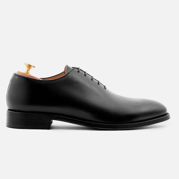 *SECONDS* Valencia wholecuts - Italian Calfskin - Black