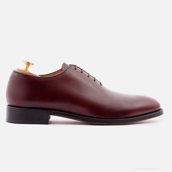 *SECONDS* Valencia wholecuts - Italian Calfskin - Bordeaux