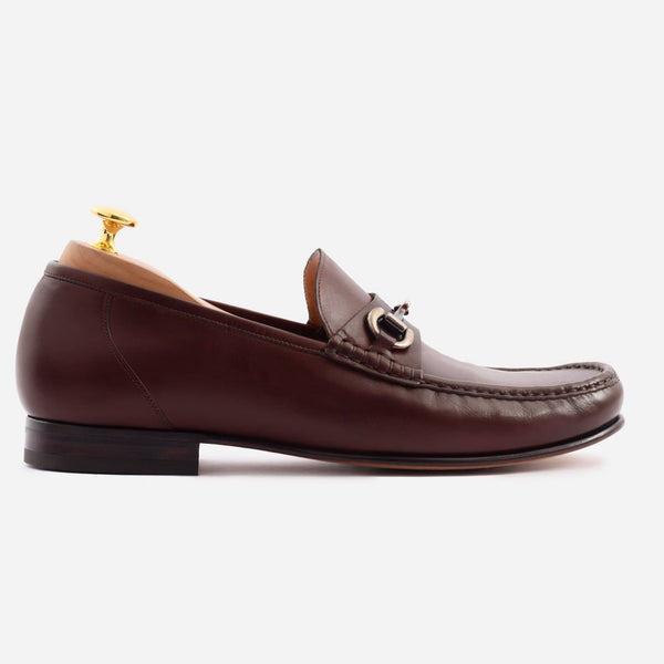 Beaumont Loafer - Calfskin Leather - Bordeaux