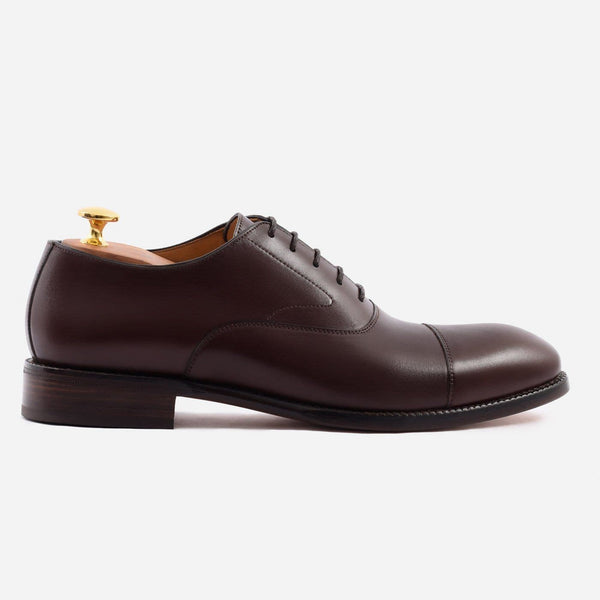 *SECONDS* Dean Oxford - Calfskin Leather - Brown