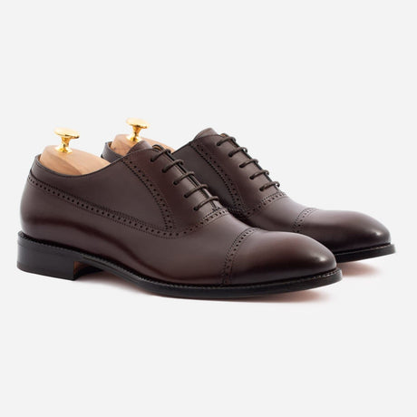 seconds-reyes-oxford-calfskin-leather-brown