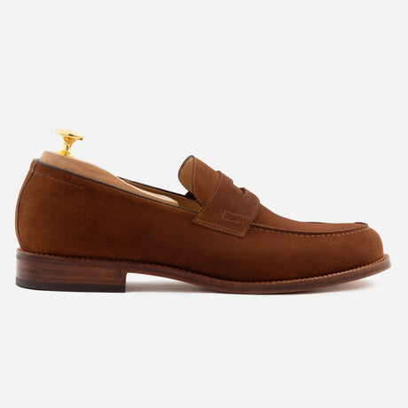 seconds-roy-loafer-water-repellent-suede-chestnut