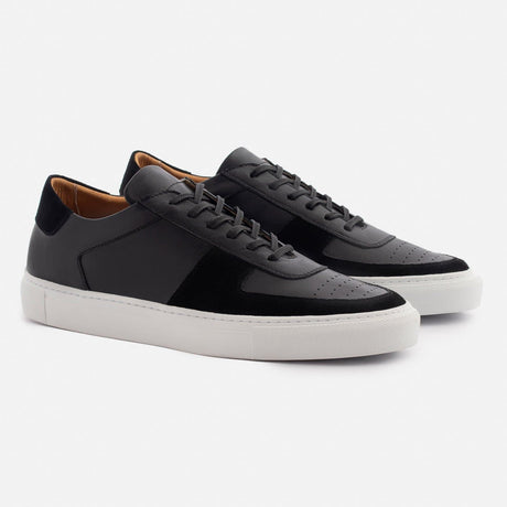 garcia-sneakers-leather-suede