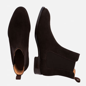 Bolton Chelsea Boots - Suede