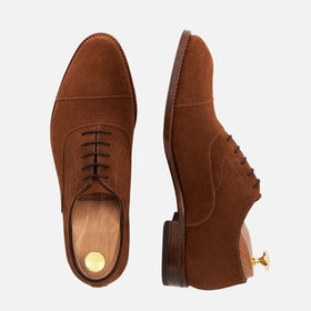 Dean Oxfords - Suede