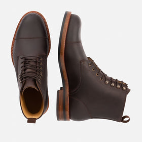 Dowler Boots - Pull-Up