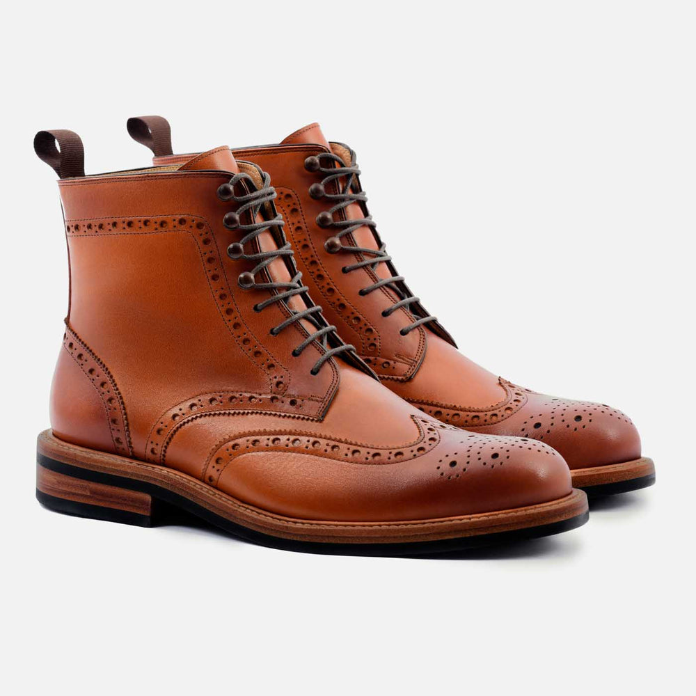 Nolan Brogue Boots
