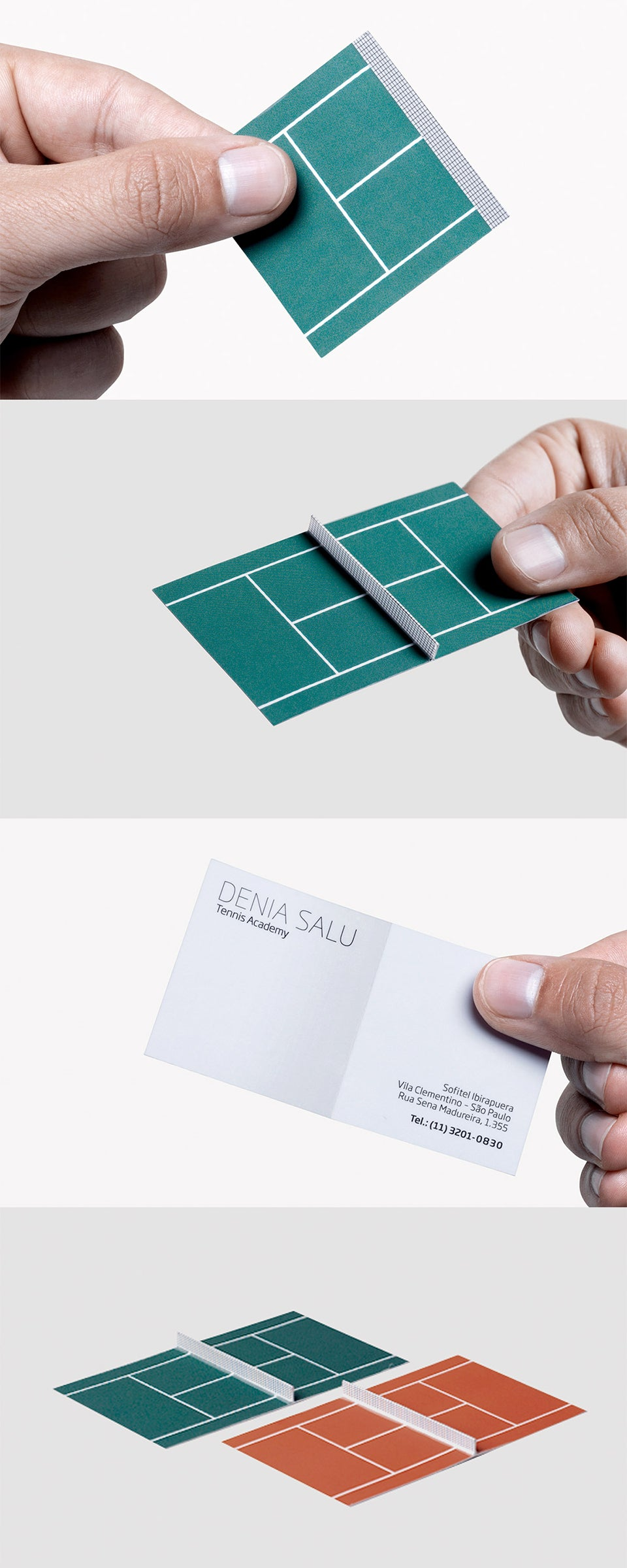 Business Card Ideas For Health & Fitness