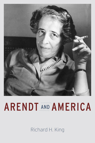 Arendt and America [Paperback]